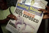 Rolling Stone - More Homos Faces Exposed