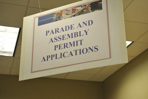 Parade and Assembly Permit Applications